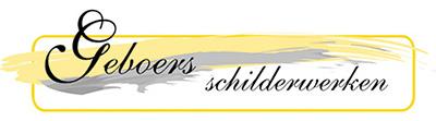 Geboers Schilderwerken Logo